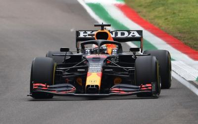 Hasil Race F1 GP Emilia Romagna 2021: Verstappen Asapi Hamilton