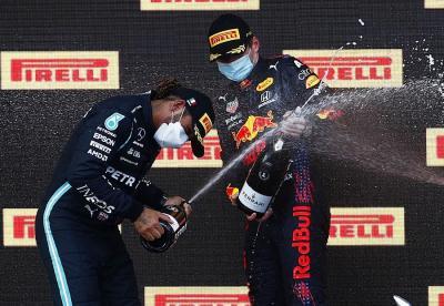 Klasemen Sementara F1 Usai GP Emilia Romagna 2021: Verstappen Pepet Hamilton