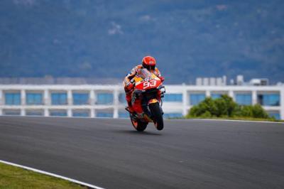 Marc Marquez Tak Menyangka Start Ke-6 di MotoGP Portugal 2021