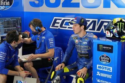 Komentari Aksi Marquez di Sesi Kualifikasi, Joan Mir: Dia Seharusnya Dapat Penalti