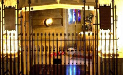 Mengintip The Royal Vault St George Chapel, Makamnya Pangeran Philip