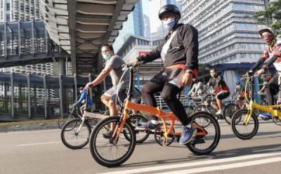 6 Spot Sepedaan Seru di Jakarta, Yuk Intip!