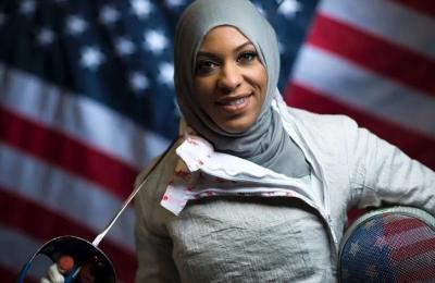 Ibtihaj Muhammad, Atlet Amerika Serikat Pertama yang Kenakan Hijab di Olimpiade