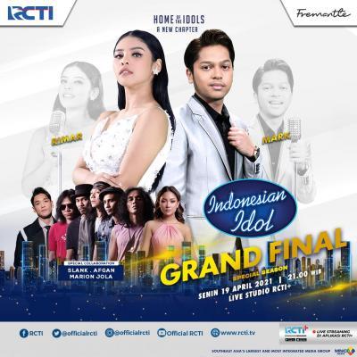 Ini Persiapan Mark dan Rimar Jelang Duel Grand Final Indonesian Idol