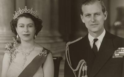 Pengorbanan Pangeran Philip demi Ratu Elizabeth agar Bisa Bertakhta