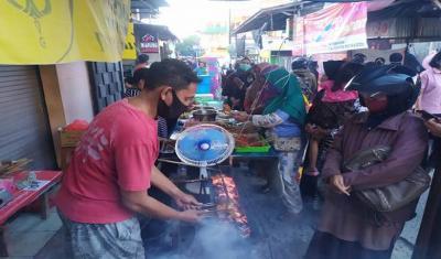 Sate Susu Denpasar Menggoda Selera Saat Berbuka Puasa Ramadhan