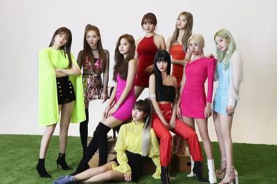 JYP Entertainment Benarkan TWICE Bakal Comeback Juni Mendatang
