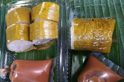 Lomang, Makanan Khas Mandailing Paling Laris Manis saat Ramadan