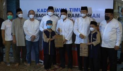 Safari Ramadhan ke Jatim, Anindya Bakrie Ajak Pengusaha Daerah Bangkit Pulihkan Ekonomi