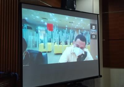 Suap Eks Mensos Juliari Batubara, Harry Van Sidabukke Dituntut 4 Tahun Penjara