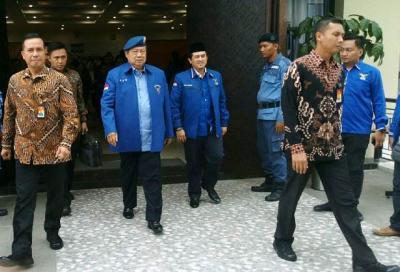 Kubu Moeldoko: Tak Ada Lagi Masyarakat yang Percaya Drakor ala Kubu SBY