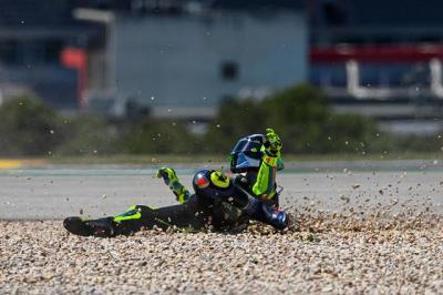 Melempem hingga seri Ketiga MotoGP 2021, Valentino Rossi Banyak Alasan