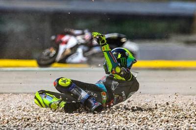Melempem di 3 Balapan Awal MotoGP 2021, Rossi Pede Tatap Race Berikutnya