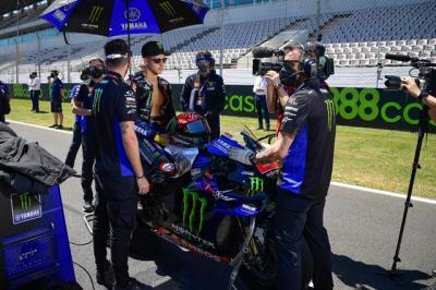 Fabio Quartararo Ungkap Kunci Sukses Menangi Balapan di MotoGP Portugal 2021