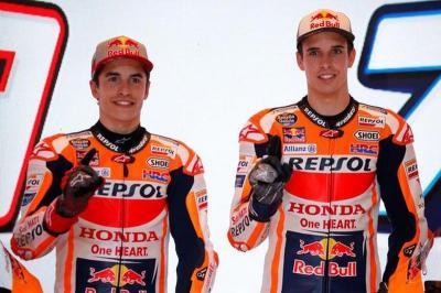 3 Perang Saudara di MotoGP Portugal 2021: Rossi, Marquez dan Espargaro
