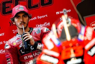 Meski Impresif di MotoGP Portugal 2021, Francesco Bagnaia Belum Mau Bicara soal Gelar Juara