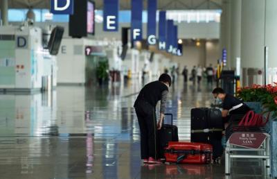 Hong Kong Tutup Sementara Penerbangan dari India, Pakistan dan Filipina