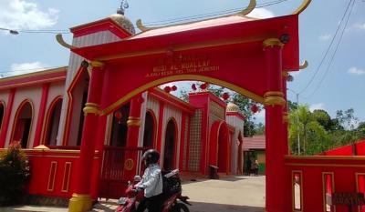 Masjid Merah Lubuklinggau, Bukti Cinta Mualaf China kepada Islam di Tanah Musi