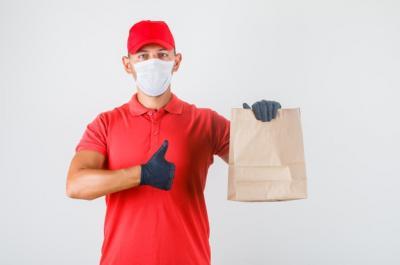 Tips Jaga Kebersihan saat Terima Makanan Pesan Antar