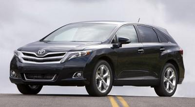 """Airbag Cacat, Toyota """"Recall"""" 370.000 Mobil Venza"""