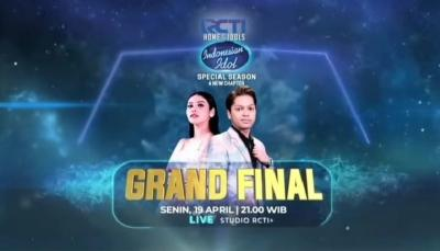 Grand Final Indonesian Idol Special Season Malam Ini, Siapa Jagoan Maia Estianty?