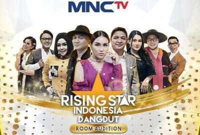 Rising Star Indonesia Dangdut Tayang Perdana di MNCTV Malam Ini!