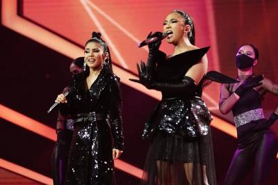 Berduet di Grand Final Indonesian Idol, Marion Jola: Kualitas Rimar Sangat Internasional