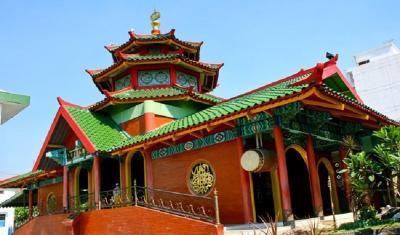 Masjid Muhammad Cheng Ho Surabaya Bukti Keimanan dan Kebudayaan Melebur