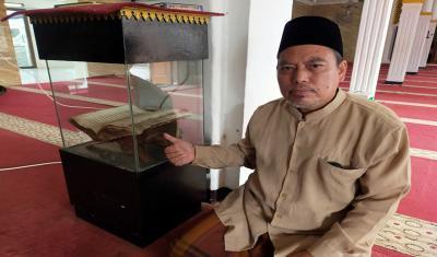 Melihat Kembali Keberadaan Masjid Al Mustofa Tertua di Kota Bogor