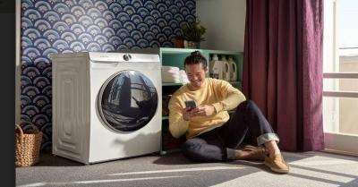 Dilengkapi Kecerdasan Buatan, Mesin Cuci Baru Samsung Dibanderol Mulai Rp6 Jutaan