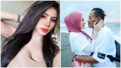 4 Potret Tisya Erni, Model Seksi yang Dikabarkan Dekat dengan Sule