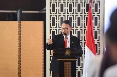 Indonesia Targetkan Tak Lagi Impor BBM dan LPG pada 2030