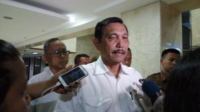 Menko Luhut Ungkap 'Harta Karun' di Aceh