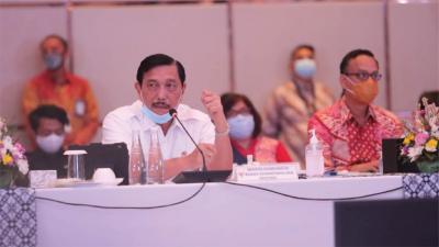 UEA Investasi Rp7 Triliun di Aceh, Luhut: Bandara dan Pelabuhan Dibangun