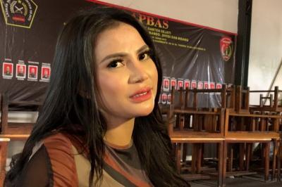 Tisya Erni Bantah Jadi Selingkuhan Sule