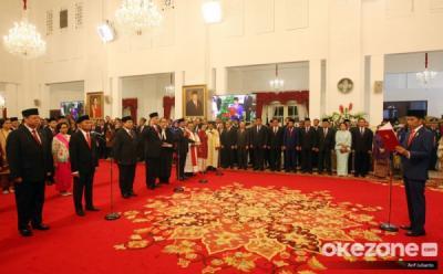 Desas-desus Reshuffle Menteri Berinisial M Dinilai Sekadar Sensasi