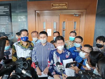 Namanya Dicatut, 3 Ketua DPC Demokrat Polisikan Pengacara Kubu Moeldoko