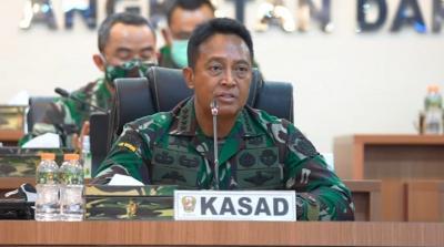 Banyak Prajurit TNI Tinggalkan Kesatuannya, KSAD: Motivasinya Beda-beda, Ada karena Utang