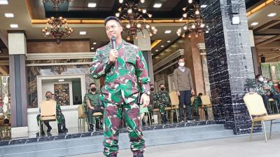 KSAD Andika Sebut Peran Komandan Penting Cegah Prajurit TNI Gabung Kelompok Separatis