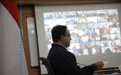 Anies Terbitkan Instruksi Gubernur dalam Hadapi Perubahan Iklim, Ini Rinciannya