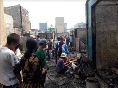 Beredar Info Kebakaran Taman Sari Akibat Pasutri Bertengkar Bakar Bantal, Polisi: Hoaks!