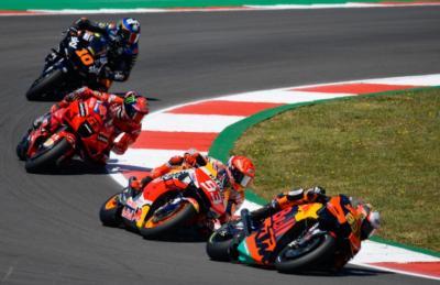 Finis Ketujuh di MotoGP Portugal 2021 Bos Honda Sama Sekali Tak Ragukan Marc Marquez