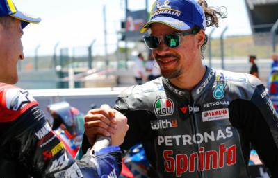 Finis Keempat di MotoGP Portugal 2021, Morbidelli: Akhir Pekan yang Hebat!
