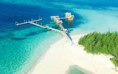 Pengunjung Pulau Saronde Dominan Warga Lokal Selama Pandemi