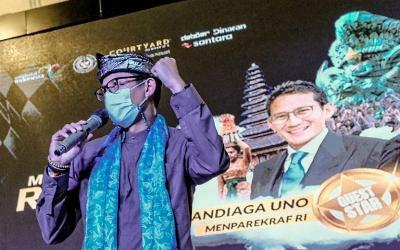 Sandiaga Proyeksikan Pariwisata Jakarta Tumbuh 20 Persen Tahun Ini