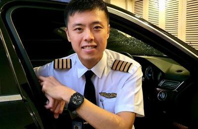 Apa Tes untuk Menjadi Pilot? Kapten Vincent Raditya Beri Tipsnya