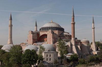 Sudah Berdiri 1.500 Tahun, Hagia Sophia Direnovasi dengan Teknik Canggih