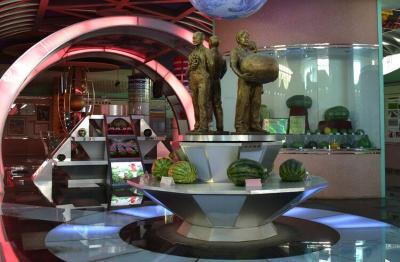 China Punya Museum Semangka, Seperti Apa ya?
