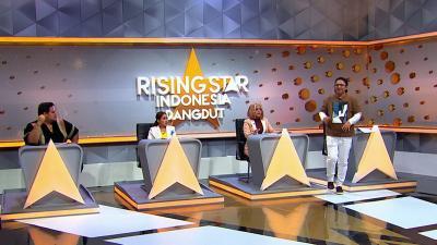 Peserta Rising Star Indonesia: Dangdut Sukses Bikin Juri Heboh