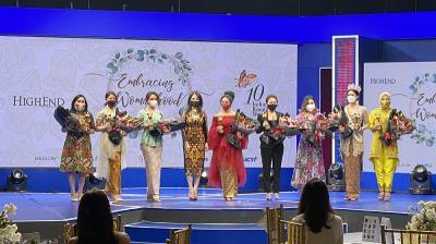 Indonesia's Beautiful Women 2020-2021 Bentuk Apresiasi kepada Wanita Cantik Berprestasi